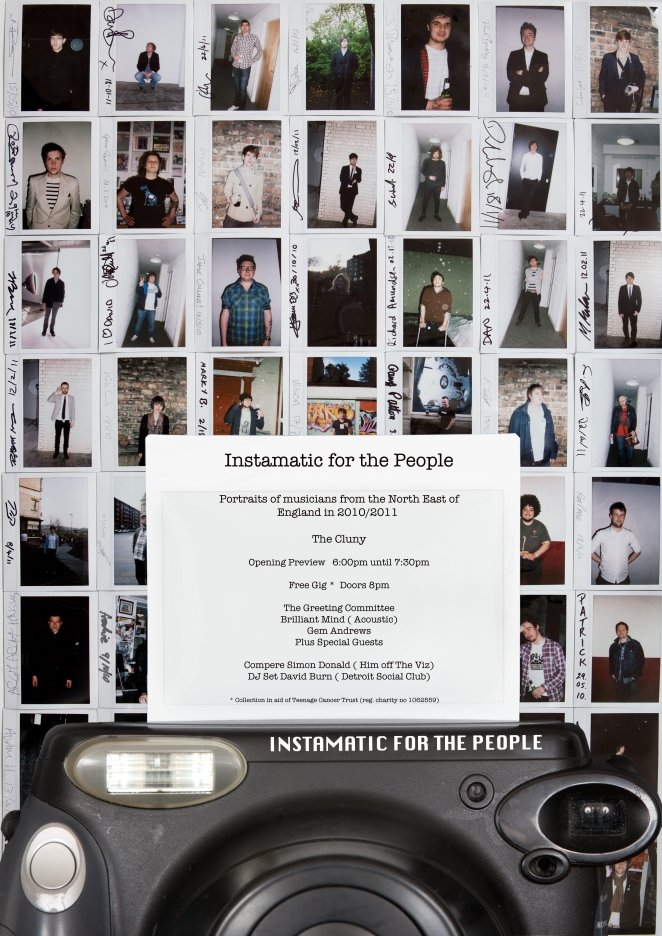 Instamtic for the People Poster