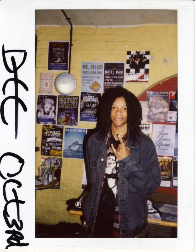 Dee Radkey Instamatic for the People 2013