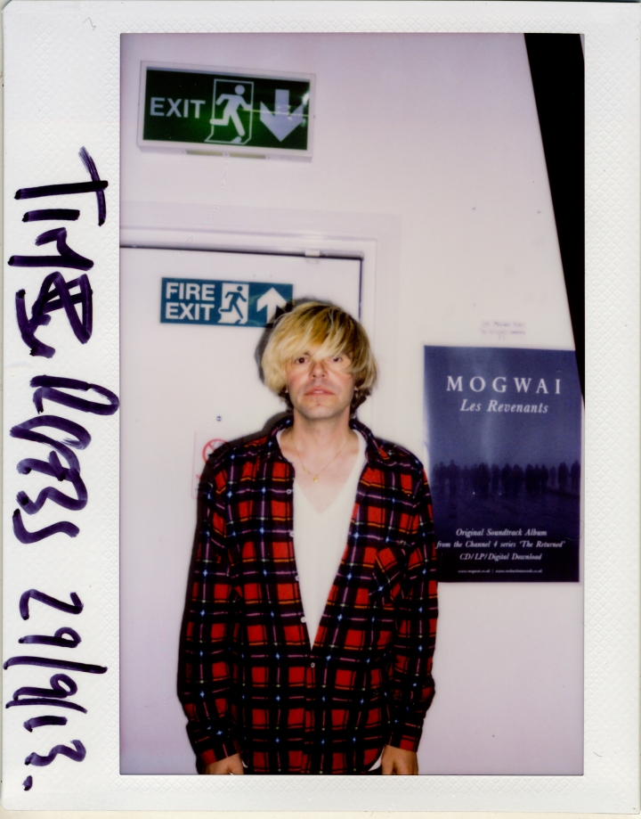 Tim Burgess Instamatic for the People 2013