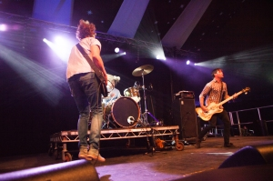 Metz,End Of The Road Festival, Larmer Tree Gardens, Salisbury, 4th September 2015