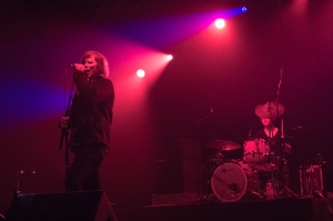 Mark Lanegan,performs at End Of The Road Festival, Larmer Tree Gardens, Salisbury, 5th September 2015