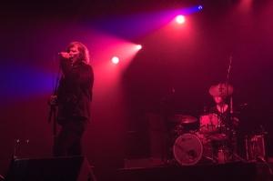 Mark Lanegan,performs at End Of The Road Festival, Larmer Tree Gardens, Salisbury, 5th September 2015