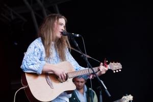 Eaves,perform at End Of The Road Festival, Larmer Tree Gardens, Salisbury, 5th September 2015
