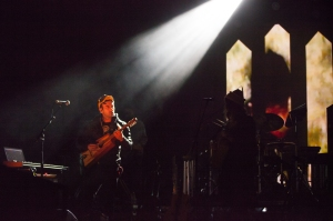 Sufjan Stevens,headlines End Of The Road Festival, Larmer Tree Gardens, Salisbury, 5th September 2015