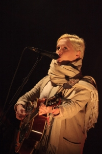Laura Marling,headlines the Farden Stage at End Of The Road Festival, Larmer Tree Gardens, Salisbury, 6th September 2015