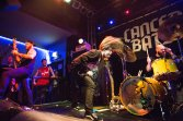 Cancer Bats,o2 Academy, perform at Newcastle, 26th January 2016
