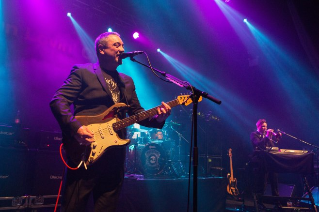 Fun Lovin Criminals, perform at o2 Academy, Newcastle, 5th February 2016