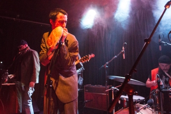 The Moonlandingz,Hebden Trades Club, Hebden Bridge, 13th February 2016